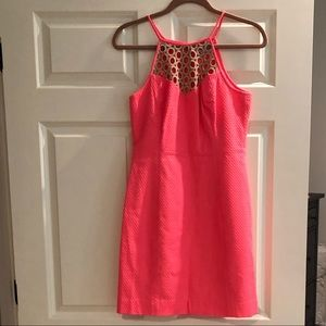 Pink Lilly Pulitzer Dress Size 2